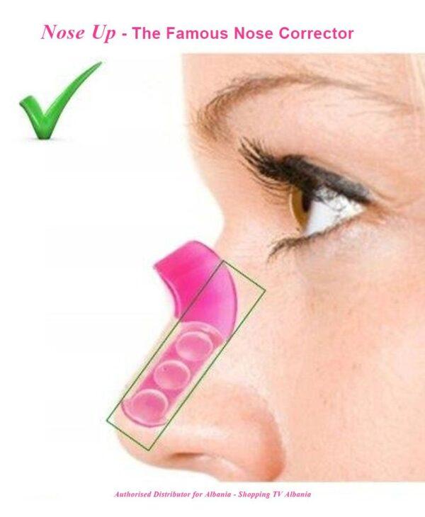Paisje per korrektimin e hundes Nose Up