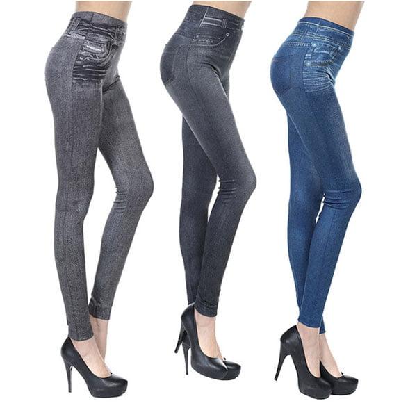 Streçe Jeans Slim'n Lift