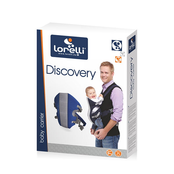 Xhepi i kangurit Baby Carrier DISCOVERY -Lorelli Blerje Online