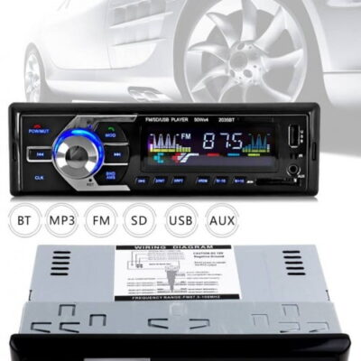 Kasetofon per makine BLUETOOTH/USB/SD/AUX Blerje Online