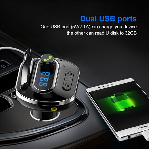 MP3 me Bluetooth per makina T19 Blerje Online