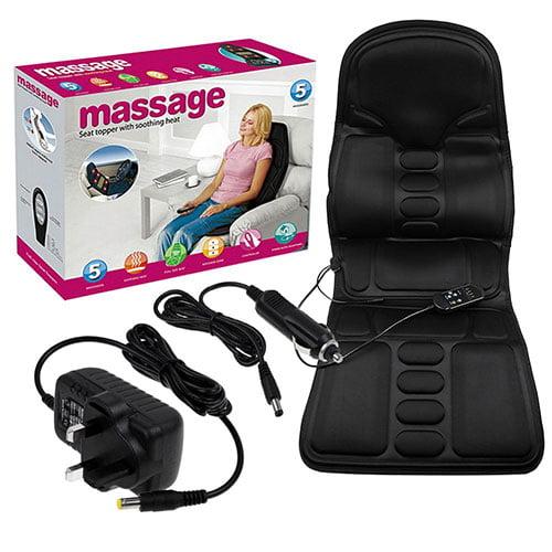Masazhator dhe ngrohese 3ne1 per sendile dhe karrige Blerje Online