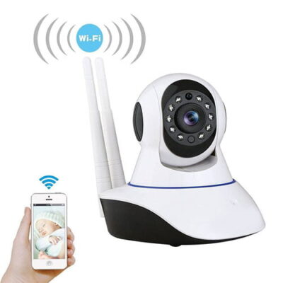 Kamera Ambjenti Wifi me antena Blerje Online
