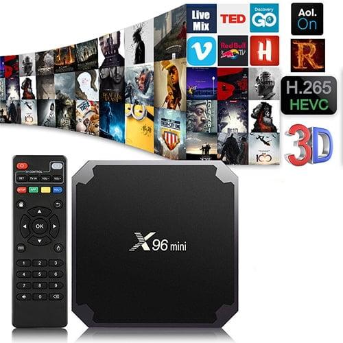 Android Tv Box X96 mini 2/16GB Android Tv Box X96 mini 2/16GB
