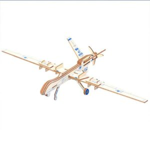 Aeroplan pazell druri 3D