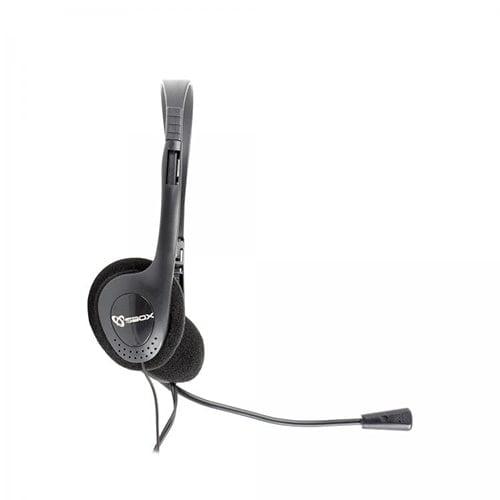 Kufje + Mikrofon SBOX HS-201 Blerje Online