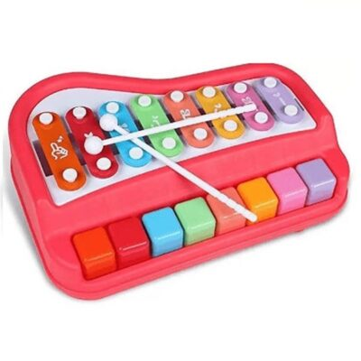 Piano baby play center