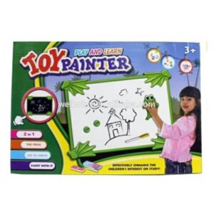 Play And Learn Painter 2 in 1 Pulling Toy