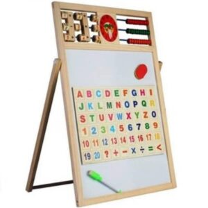 Tabele Whiteboard+Derrase e Zeze per femije (E MADHE)