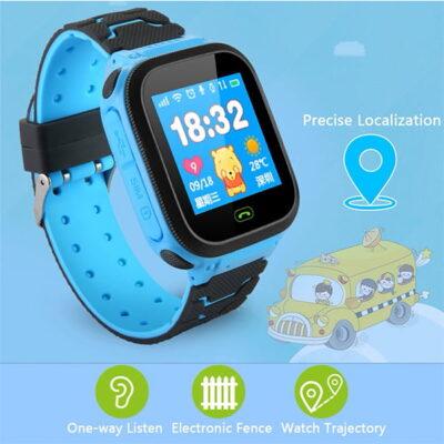 Ore Smartwatch A2 per femije me GPS Ore Smartwatch A2 per femije me GPS