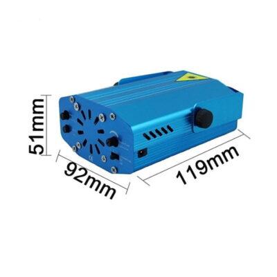 Mini projektor magjik me lazer Blerje Online