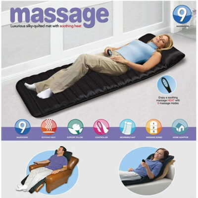 Dyshek 2ne1 masazhator dhe ngrohese Dyshek 2ne1 masazhator dhe ngrohese
