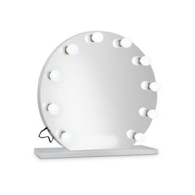 Pasqyre me drita Led Drite LED ndihmese per Make Up