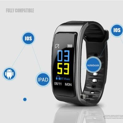 Smartwatch Bracelet S2 + kufje Bluetooth BlerjeOnline