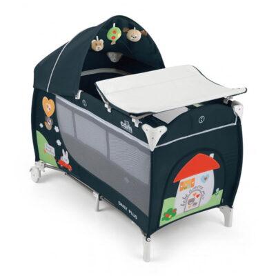 """Krevat portativ """"Daily Plus Cam"""" Krevat portativ dhe tavoline ndrimi Daily Plus Cam"""