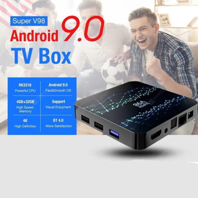 Android Tv Box V98  4/32 BlerjeOnline