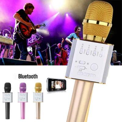 Boks/Mikrofon Q7 me bluetooth Boks/Mikrofon Q7 me bluetooth