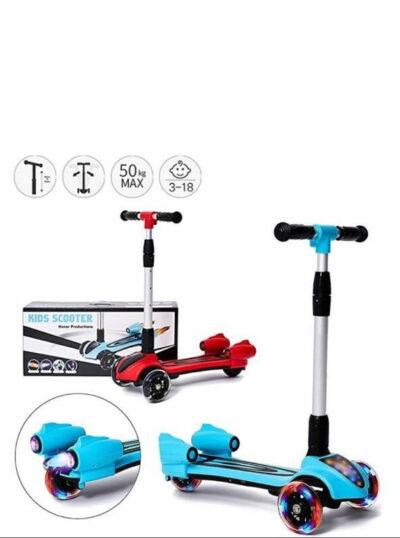 Scooter per femije monopatine