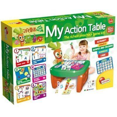 "Tavolina ""EDUSYSTEM CAROTINA MY ACTION TABLE"" [tag]"