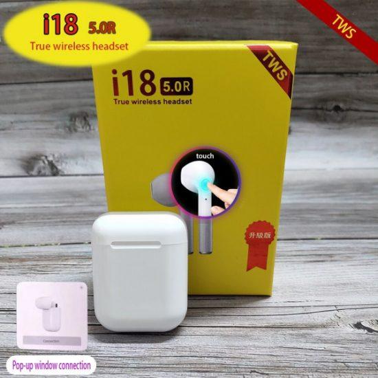 font b i18 b font font b tws b font wireless font b earphones b 550x550 1