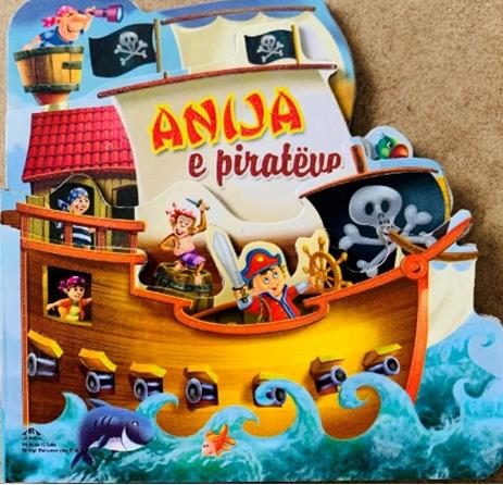 anija e pirateve