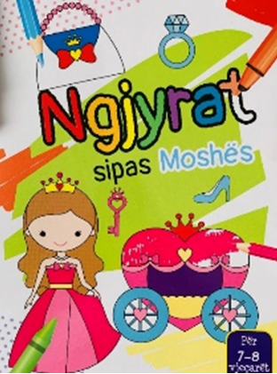 ngjyrat sipas moshes 3