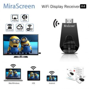 MiraScreen K4 Wireless WiFi Display Receiver 1080P HD TV Stick Miracast Airplay DLNA Mirroring For Android.jpg q50 550x550 2