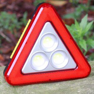 Warning Frame COB Glare Floodlight Automobile Solar Emergency Triangle LED Light HS 8015 HS 8016 HS.jpeg q50 1
