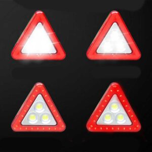 Warning Frame COB Glare Floodlight Automobile Solar Emergency Triangle LED Light HS 8015 HS 8016 HS.jpeg q50