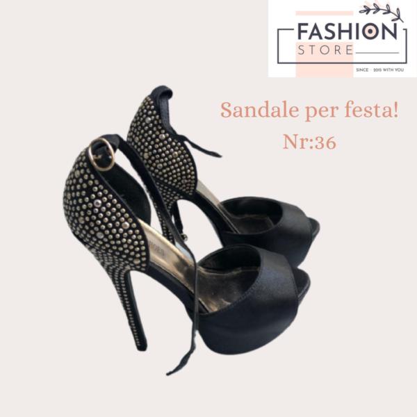 Sandale per festa Nr 36