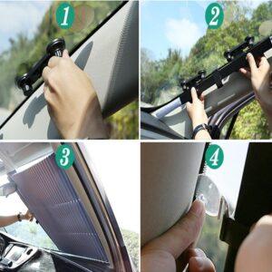 inspire uplift car retractable windshield cover car retractable windshield cover 3780141940835