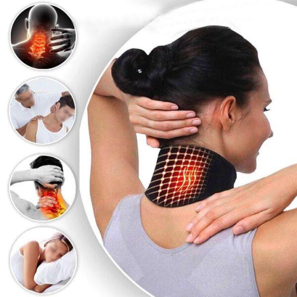 Qafore me Ngrohje Magnetike per dhimbjet e qafes
