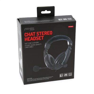 Kufje Chat Stereo Fh7500 Platineti