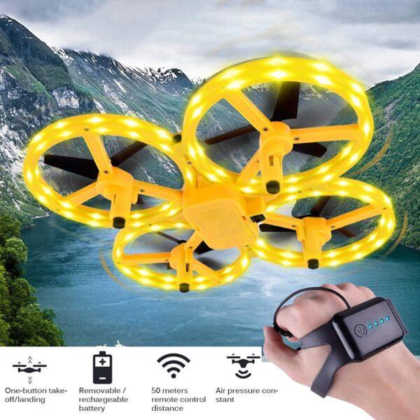 Dron Gravity Sensor
