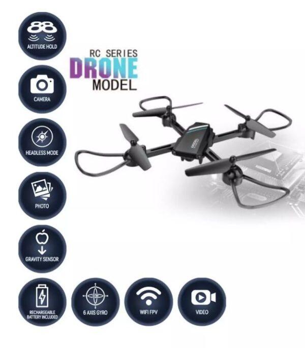 Dron Rc Series Model